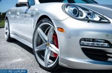 Porsche Panamera на дисках XO Luxury St.Thomas