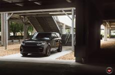 Land Rover Range Rover на дисках VOSSEN FORGED S17-13