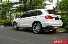 BMW X5 на дисках Hybrid Forged HF-3