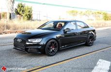 Audi S4 B9 на дисках Vorsteiner V-FF 103 Carbon Graphite 19