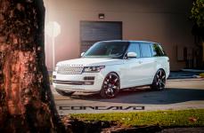 Range Rover на дисках Concavo CW-6