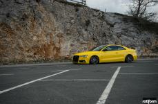 Audi A5 на дисках Rotiform BLQ