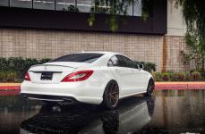 Mercedes Benz CLS550 на дисках Avant Garde M632
