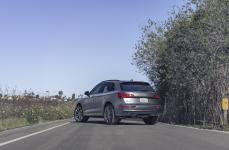 Audi SQ5 на дисках TSW Bathurst 21