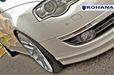 Volkswagen Passat на дисках Rohana RC26