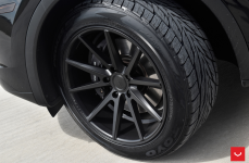 Porsche Cayenne на дисках Hybrid Forged VFS-1