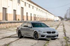 BMW 530/540 (G30) на дисках VORSTEINER V-FF 112