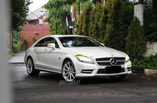 Mercedes-Benz CLS на дисках Hybrid Forged VFS-10