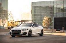 Audi A5 на дисках VORSTEINER V-FF 111