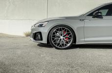 Audi A5 на дисках VOSSEN HF-2