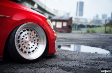 VW MK7 GTI на дисках Rotiform CCV