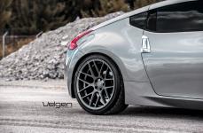 Nissan 370z на дисках Velgen Wheels VMB7