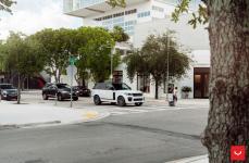 Range Rover Urban Automotive на дисках Vossen HF-2