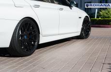 BMW 528i на дисках Rohana RC26