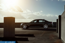 BMW 750LI на дисках XO Luxury St.Thomas