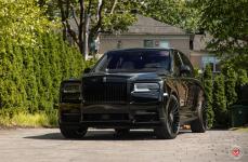 Rolls Royce Cullinan на дисках VOSSEN FORGED S17-13