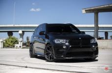 BMW X5 (F15) на дисках VOSSEN FORGED HC-3