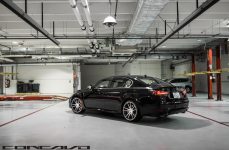 Lexus GSF на дисках Concavo CW-S5