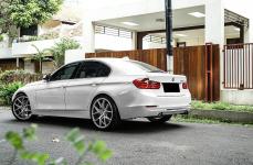 BMW 335i F30 на дисках Zito ZS05