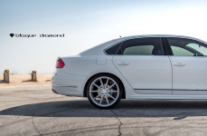 VW Passat R-Line на дисках Blaque Diamond BD11