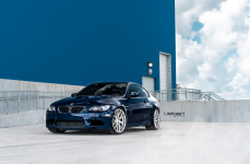 BMW E92 M3 на дисках Velgen Wheels VMB7