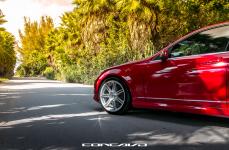 Mercedes-Benz C300 на дисках Concavo CW-S6