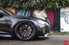Audi A6 на Дисках VOSSEN HF-4T