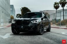 BMW X3 на дисках VOSSEN HF-3