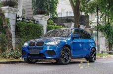 BMW X5 (E70) на дисках VOSSEN HF-1