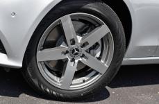 Mercedes Benz C Class на дисках Mandrus Arrow