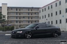 Audi A5 на дисках Rotiform TMB