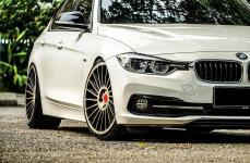 BMW 320i F30 на дисках Rotiform IND-T R20
