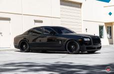 Rolls Royce Ghost на дисках