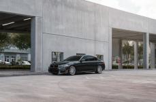 BMW 530/540 (G30) на дисках VOSSEN CV10
