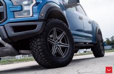 Ford Raptor на дисках Hybrid Forged HF6-2