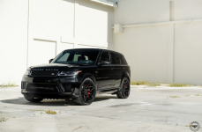 Land Rover Range Rover Sport на Дисках URBAN AUTOMOTIVE x VOSSEN FORGED UV-1