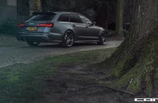 Audi RS6 C7 на дисках Concavo CW-S5