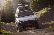 Toyota 4-Runner на дисках BLACK RHINO RENO BEADLOCK