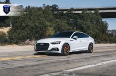 Audi A5 на дисках ROHANA RFX11