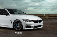 BMW F32 435i на дисках Velgen Wheels VMB6