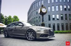 Audi A6 на дисках VOSSEN VFS1