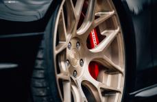 Audi S4 на дисках Avant Garde M590