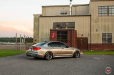 BMW F90 M5 на кованых дисках Vossen Forged EVO-2R 3P