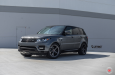 Land Rover Range Rover на дисках Vossen Forged LC-101