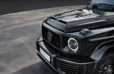 Mercedes G63 на кованых дисках Urban Automotive UV-3
