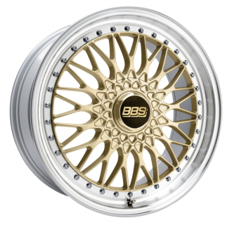 BBS - SUPER RS Gold