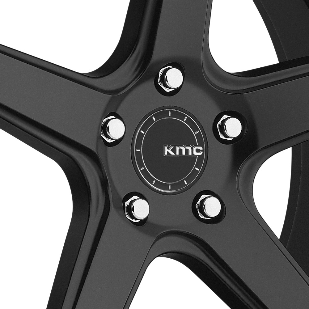 KMC KM685 DISTRICT Satin Black