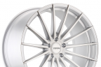 VARRO VD09 Matte Silver with Brushed Face