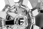 FUEL KRANK DEEP LIP Chrome PVD