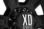 KMC XD SERIES XD796 REVOLVER Matte Black